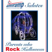 Amramp Salutes visual content campaign