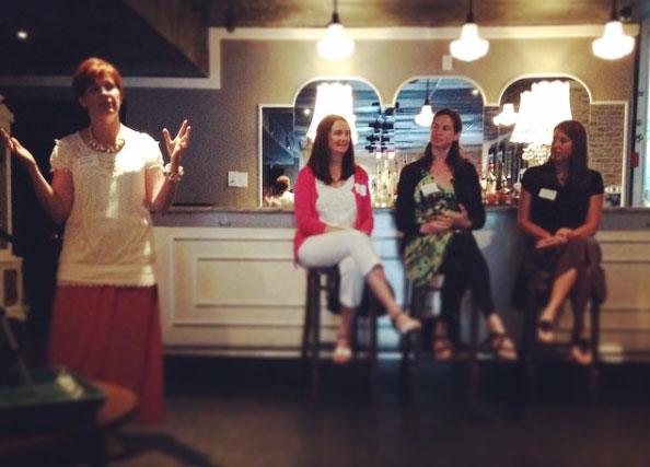 travel blogger panelists