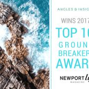 2017 Top 10 Groundbreakers Award