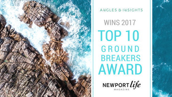 2017 Top 10 Groundbreakers Award